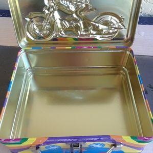 Betty Boop Other - Betty Boop Biker Lunch Box Vintage